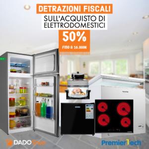 Detrazioni Fiscali Acquisto Elettrodomestici 2021