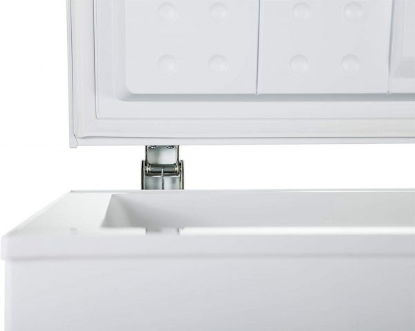 PremierTech® PremierTech Congelatore a Pozzetto 200 litri con cestello e ruote -24°gradi A++ 4**** Stelle PT-CP200