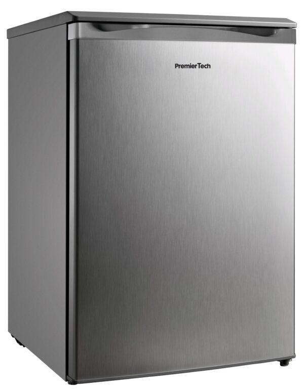 PremierTech Frigorifero 113 litri A++ 39dB per Ufficio Hotel B&B Stanze PT-F114S Silver