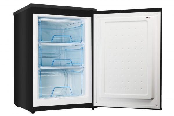 PremierTech® PremierTech PT-FR86B Freezer Congelatore 86 litri Nero -24° gradi 4**** Stelle A++ 39dB