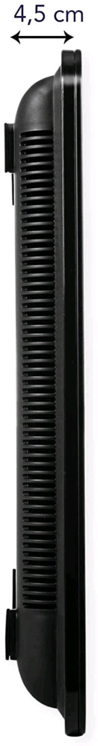 PT-PI2 Piastra a Induzione Doppia Fornello a induzione Controlli Touch Display led 10 livelli di potenza 200>2000watt Timer 180min ultra slim  PremierTech