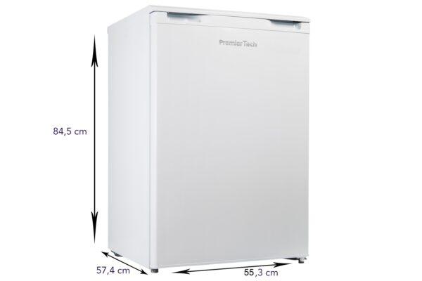 PremierTech PT-FR86 Freezer Congelatore 88 litri da -24° gradi 4**** Stelle Classe E (ex A++)