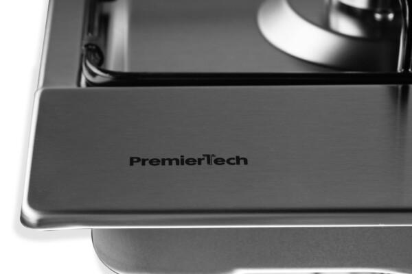 PremierTech PC5G90 Piano cottura a gas 5 fuochi 90cm Inox